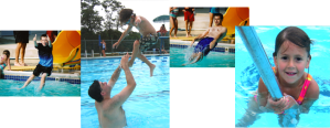 pool members